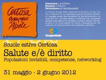 Fragilità e cronicità al termine della vita - Vito Lepore - LEC ...
