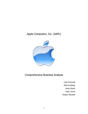 apple inc communication objectives (apple1inc 2009) communication and its objectives are not fully accomplished due to barriers to communications effective communications helps to accomplish and reach the required targets whereas barrier prevents the targets to be achieved.