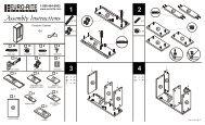 Overjohn - Euro-Rite Cabinets