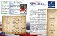 Allen Heights Newsletter - August 2012 - Fort Rucker