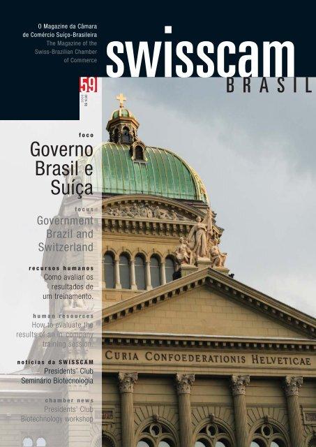 BRASIL - Swisscam