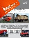 porTAblE lArGE VolUm E w ATEr TANk - SEI Industries Ltd. - Page 2