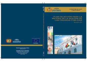 Plan de Acción para la Mejora - Viceministerio de Coca y Desarrollo ...