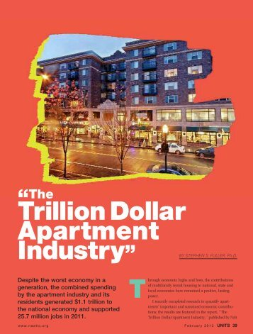 full article - National Apartment Association