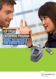 Brochure ypsID YEP - Morpho