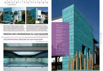 Realizzazione in TECU Patina - Alpewa S.r.l.