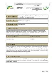 Metodologia de Revisão Contratos e Padronização ... - GesANTT
