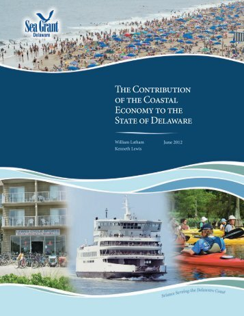 The Contribution of the Coastal Economy to the State of Delaware