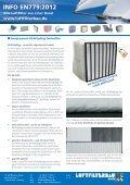 INFO EN779:2012 - HS Luftfilterbau GmbH - Page 6