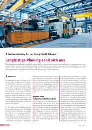 Fachartikel KunststoffXtra 04/2011 - IE Engineering Group AG