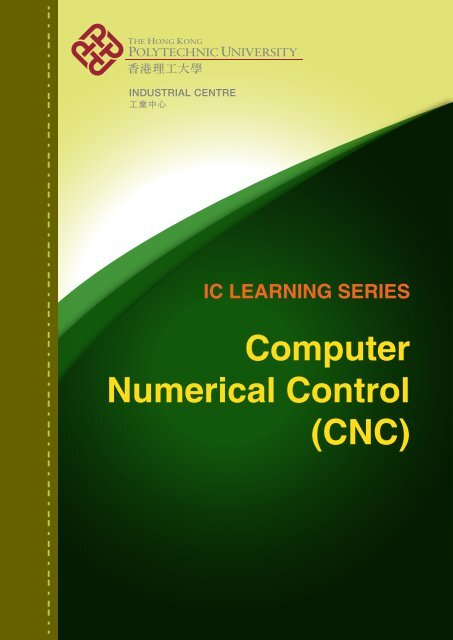 Front Cover - CNC - The Hong Kong Polytechnic University