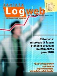 Edição 91 download da revista completa - Logweb