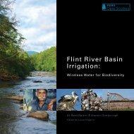 Flint River Basin Irrigation: - PERC
