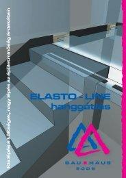 Elasto-Line hanggátlás (pdf - 1 MB) language - Bau-Haus Kft.