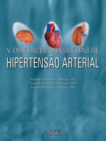 V Diretrizes Brasileiras de Hipertensão Arterial - ITpack