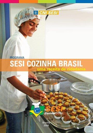 Cozinha Brasil - CNI