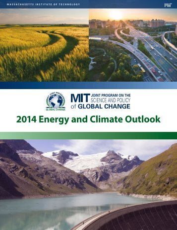 2014 Energy & Climate Outlook