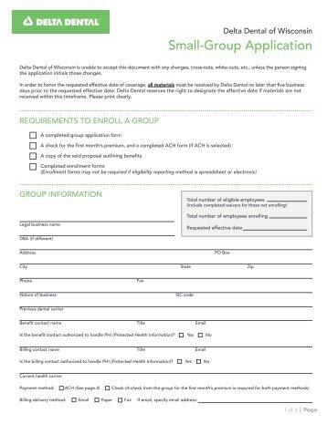 npi) application/update form - Delta Dental Indiana