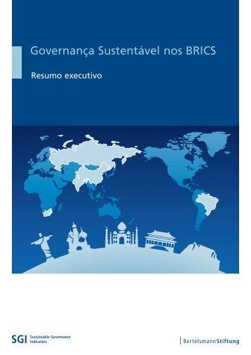 Governança Sustentável nos BRICS - SGI