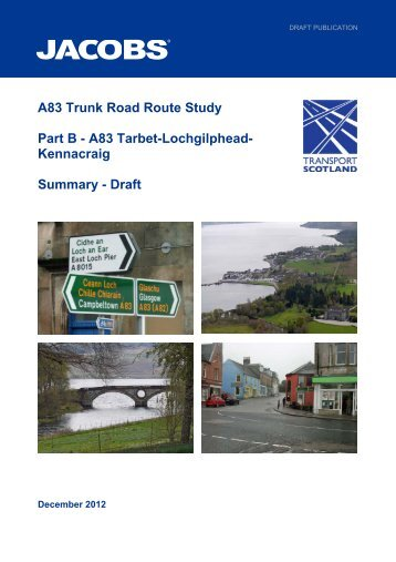 Draft - Transport Scotland