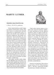 Lue lehti pdf-muodossa (6.6 MB - Suomen Tunnustuksellinen ...