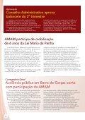 """AMAM, TRE-MT e TJMT lançam campanha """"Seu Voto, Nosso Futuro"""" - Page 6"""