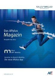 Das APplus Magazin 04/2011