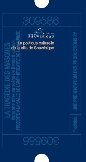 Politique culturelle - Ministère de la Culture et des Communications