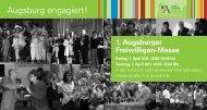 Info - Bündnis für Augsburg