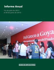 Informe Anual 2011 - 2012 - Museo de Arte de Ponce