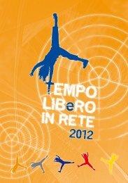 TEMPO LIBeRO IN RETE 2012 - Sistema Bibliotecario dell'Area di ...