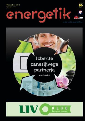 December 2012 - Revija Energetik