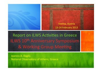 ILWS Report Greece 2013.pptx