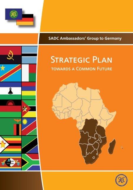 Die Botschafter der SADC - Südafrikanische Botschaft Berlin