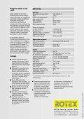 ROTEX GasHeatUnit – Sistema di riscaldamento ... - Esedra ENERGIA - Page 4