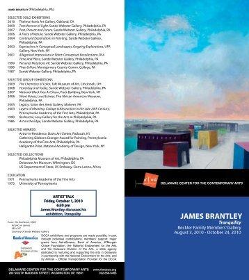Download Exhibition PDF - Delaware Center for the Contemporary ...