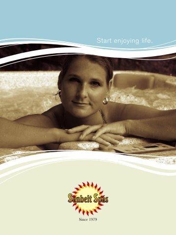 Model - Sunbelt Spas