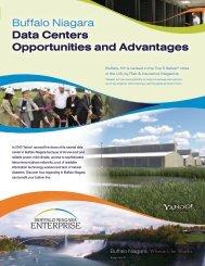 Data Centers - Buffalo Niagara Enterprise