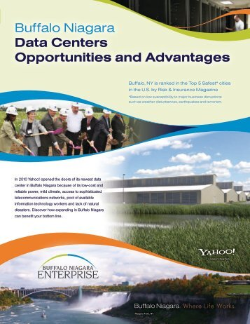 Data Centers - Buffalo Niagara Enterprise