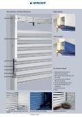 Lamellenstoren von Griesser. Metalunic Sinus® - Sun-Protect GmbH - Seite 2