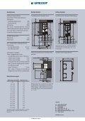 Lamellenstoren von Griesser. Metalunic Sinus® - Sun-Protect GmbH - Seite 3