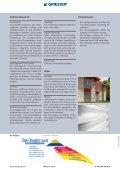 Lamellenstoren von Griesser. Metalunic Sinus® - Sun-Protect GmbH - Seite 4