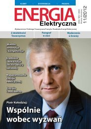 numer 11/2012 - E-elektryczna.pl