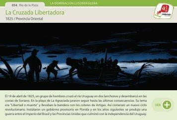 La Cruzada Libertadora - Manosanta