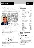 Sommer-Spezial: Sonnenbrand - Sun 21 - Schutz von Umwelt und ... - Seite 2