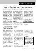 Sommer-Spezial: Sonnenbrand - Sun 21 - Schutz von Umwelt und ... - Seite 3