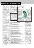 Sommer-Spezial: Sonnenbrand - Sun 21 - Schutz von Umwelt und ... - Seite 4