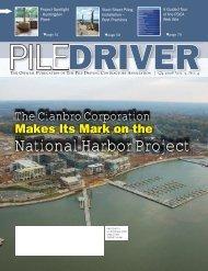 Downloads - Pile Driving Contractors Association