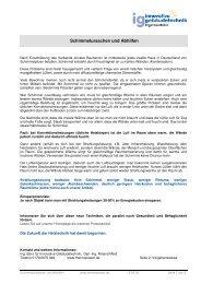 Artikel Schimmel - Thermopower.de