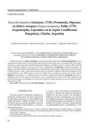 Fasciola hepatica (Linnaeus, 1758) (Trematoda, Digenea ... - SciELO